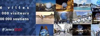 EXPOFRANCE 2025 - La tournée